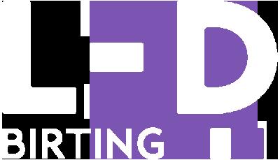 LED Birting Logo